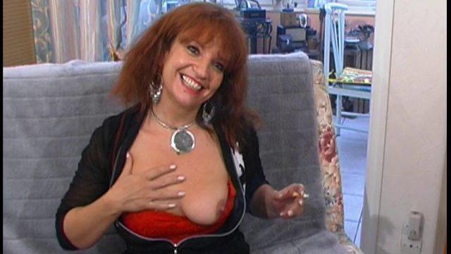 Amateur Mature Fake Tits