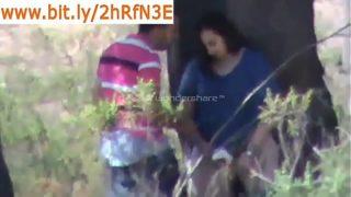 couple amateur arabe baise en exterieur
