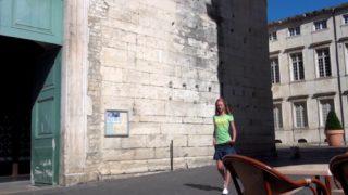 baise hard pour une étudiante en droit de Toulon