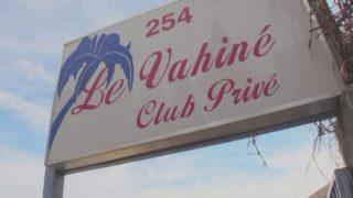 libertine black de marseille baisée au club echangiste le Vahiné